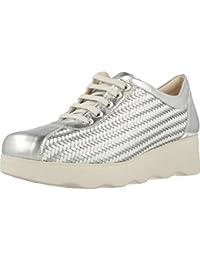 PITILLOS Zapatos Para Mujer, Color Plateado, Marca, Modelo Zapatos Para Mujer 5113V18 Plateado