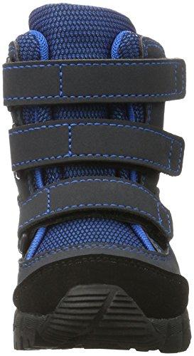 adidas Cw Holtanna Snow Cf I, Baskets mixte bébé Bleu