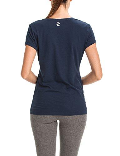 Desigual gulieta b t-shirt pour femme Bleu - Bleu