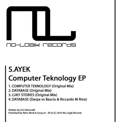 Computer Teknology - EP - Logik Computer