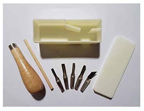 EMI Craft Set de linogravure