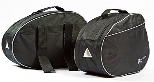 Serie autokicker classic kit borse laterali per motociclette e motocicli