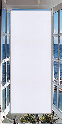 Artland Qualitätsspiegel I Spiegel Groß Wandspiegel Holz Modern Gaderobenspiegel Holzrahmen Flurspiegel 60 x 120 cm Fenster zum Paradies G3FP