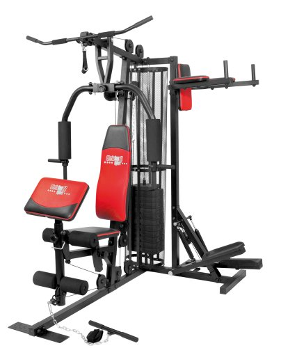 Christopeit Profi Center de Luxe Fitness-Station