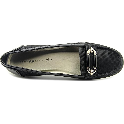 Anne Klein Keep It Damen Textile Slipper Blk/Blk