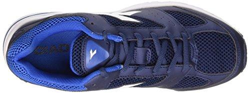 Diadora Unisex-Erwachsene Shape 4 Gymnastikschuhe, Grau Blau / Weiß