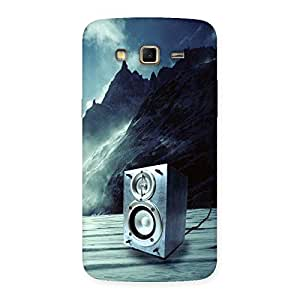 Special Speaker Of Snow Back Case Cover for Samsung Galaxy Grand 2