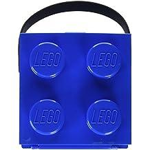 Room Copenhagen Fiambrera Lego, Azul (Mint)