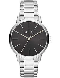 Armani Exchange Cayde Analog Black Dial Men's Watch - AX2700