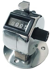 Compteur mécanique manuel sur support 45x30