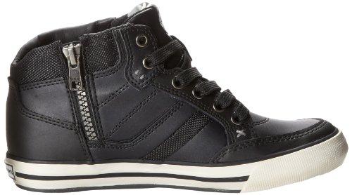 Skechers PlanfixCogent Jungen Sneakers Schwarz (Blk)