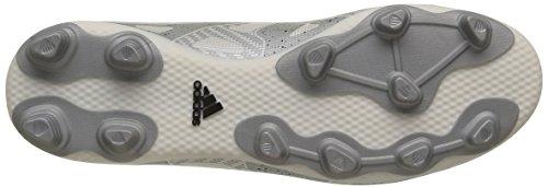 adidas Herren X 15.4 Fxg Fußballschuhe Weiß (Ftwr White/Core Black/Silver Met.)