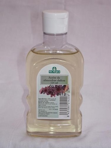 SOTYA Aceite Almendras Dulces 1l