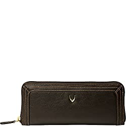 Hidesign Cerys Leather WomenS Zip Around Wallet, Brown