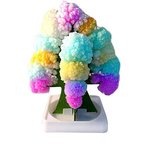 MAyouth Magische Kristall wachsenden Baum Papier Kit Home Dekorationen Kinder Neuheit Spielzeug Geschenk für Kinder Kinder