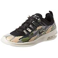 Nike Men's Air Max Axis Prem Running Shoes, Black/Light Bone 001, 10 UK,AA2148