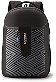 American Tourister Crone 49 cms Black Casual Backpack (FG8 (0) 09 102)