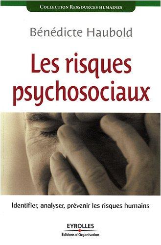 Les risques psychosociaux : Identifier, analyser, prévenir les risques humains par Bénédicte Haubold