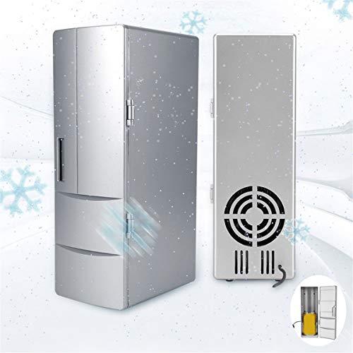 YFDZZSP 10W Mini USB refrigerador congelador latas