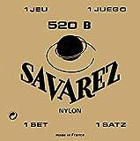 Corde au détail Savarez 526R pour guitare classique - tirant fort Mi grave - Carte Rouge