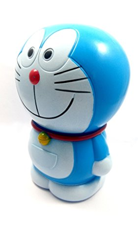 Evisha 3D Doraemon Cute Piggy , Coin , Money Bank, Best For Birthday Return Gift  available at amazon for Rs.190