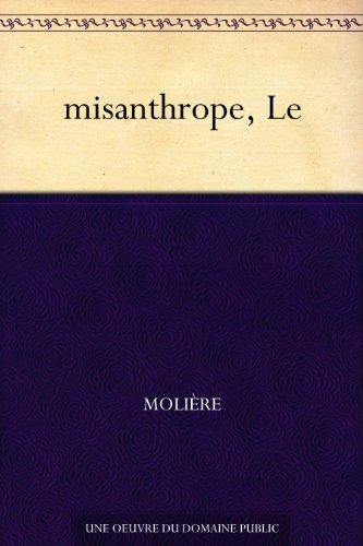 misanthrope, Le