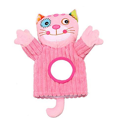 Kind-Handpuppen Karikatur-Tier Hand Plüsch Educational Storytelling Spiel Prop (Kohleria) Nizza Geschenk ()