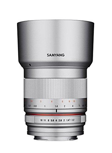 Samyang - Obiettivo da 21mm, F1.4ED AS UMC CS, per attacco Canon M