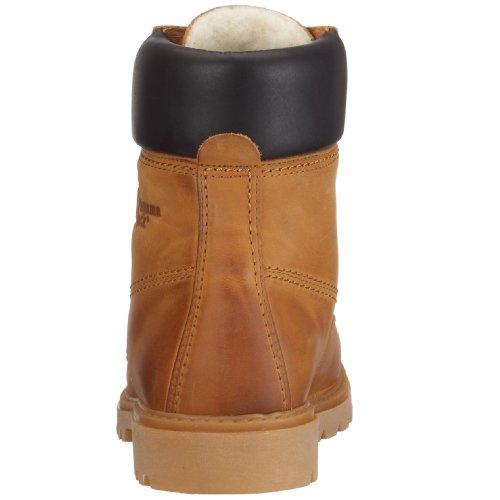 Panama Jack - Stivali Uomo Panama 03 Wool C1 Napa, Uomo Verde (Black Wlined Lea)