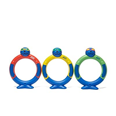 Zoggs Zoggy Dive Rings from Zoggs