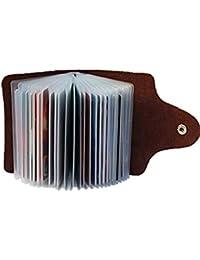 Kraptick Leather Men & Women's Card Case