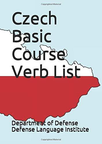 Czech Basic Course Verb List (Language, Band 0)