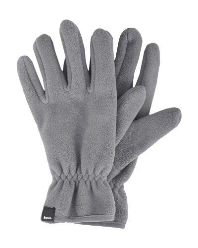 Bench Herren Handschuhe Lordd BMVA0264, one size, grau (smoked pearl (GY149))