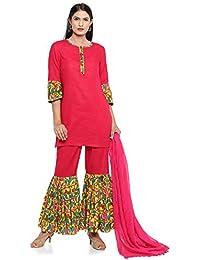 0c0d3703ae Amazon.in: UTSAV FASHION - Salwar Suits / Ethnic Wear: Clothing ...