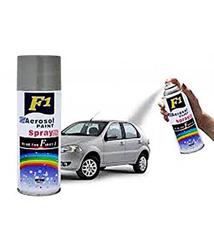 Car Spray for Dent Removal/Scratch Removal for Cars, Bike, Refrigerators & Multipurpose Silver Color Shinko