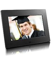 "Epyz HD Ready Digital Photo Frame With Fully Functional Remote (7""inch, Black)"