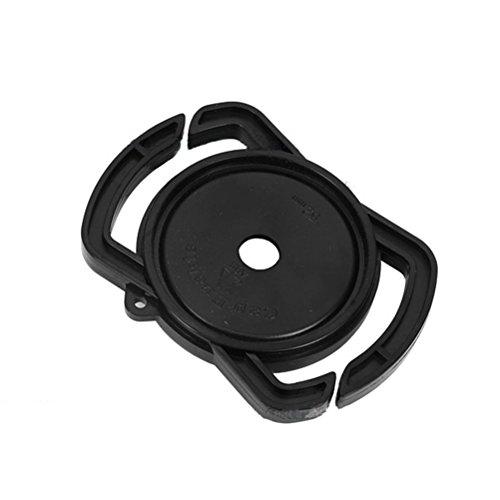 SMARTME Lens Cap Holder - Objektivdeckel Halter für Kameratasche und Tasche für Canon, Nikon, Tamron, Sigma, Leica, Sony - Durchmesser 52mm - 55mm - 67mm