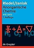 Anorganische Chemie - Mit DVD - Erwin Riedel, Christoph Janiak