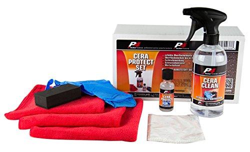 P4 Cera Protect Set Ceramicversiegelung Versiegelung Lackversiegelung 1 Stk