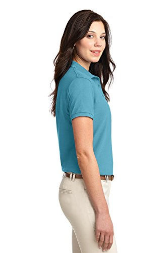 Port Authority -  Polo  - Donna Maui Blue