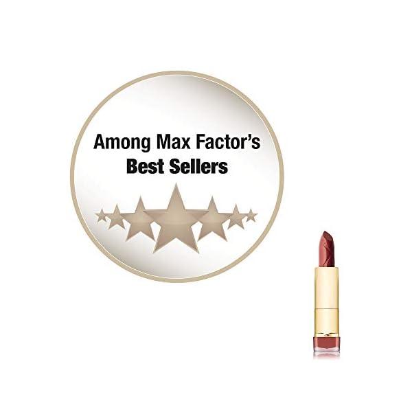 Max factor – Colour elixir, barra de labios, color 837 sunbronze (4 ml)