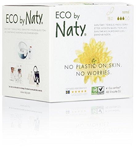 Nature Babycare Compresas Ecológicas - 4 X 15 Unidad