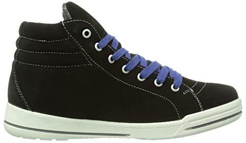 Ricosta Jarno Jungen Hohe Sneakers Schwarz (schwarz 091)