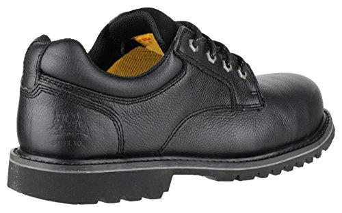 Caterpillar CAT-Lo-Scarpe di sicurezza da lavoro, colore: nero Nero