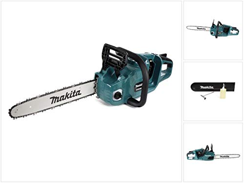Makita DUC 405 Z Akku Kettensäge 36V (2x18V) Brushless 40 cm mit Kette und Schwert Solo - ohne Akku, ohne Ladegerät