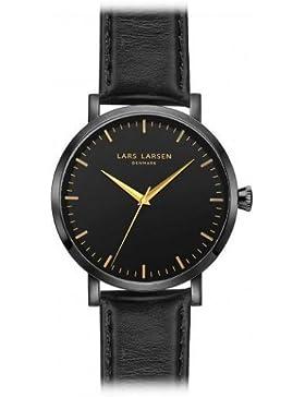 Lars Larsen Herren-Armbanduhr 143CBBLL