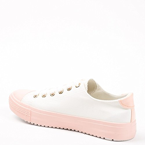 Ideal Shoes ,  Sneaker donna Rose