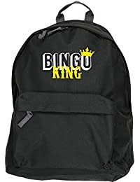 HippoWarehouse Bingo King (Rey del Bingo) Kit Mochila Dimensiones: 31 x 42 x
