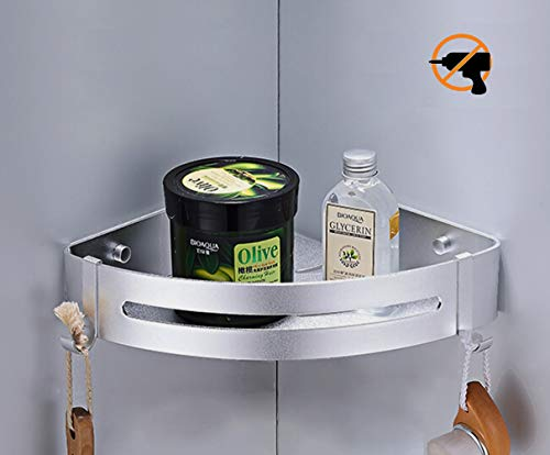 Kazeila Bathroom Shower Caddy, S...