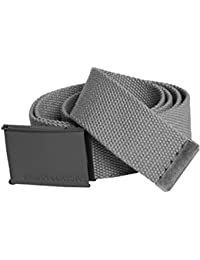 Canvas Belts grey one size